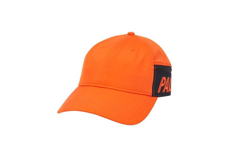 Palace Summer 2019 Collection Dad Hat Orange