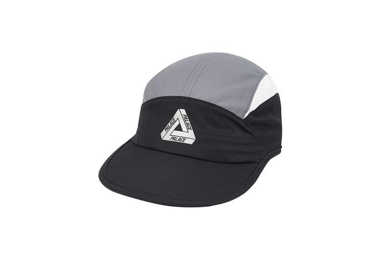 Palace Summer 2019 Collection Hat Black Grey