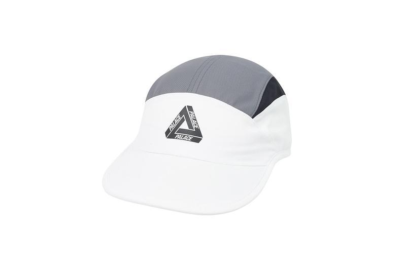 Palace Summer 2019 Collection Hat White Grey