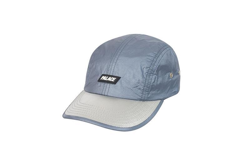 Palace Summer 2019 Collection Hat Blue Grey