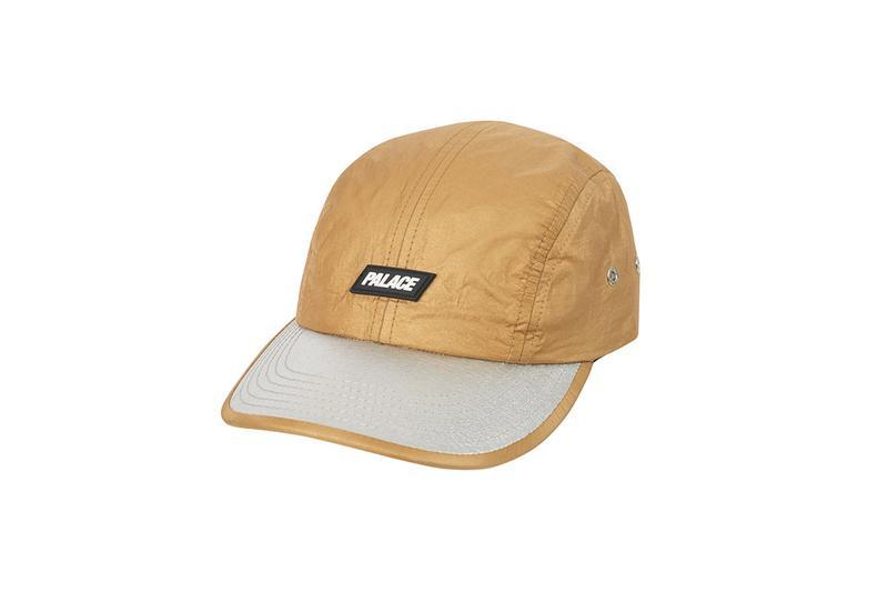 Palace Summer 2019 Collection Hat Tan Grey