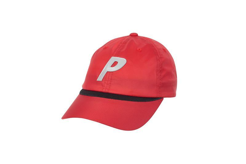 Palace Summer 2019 Collection Logo Hat Red