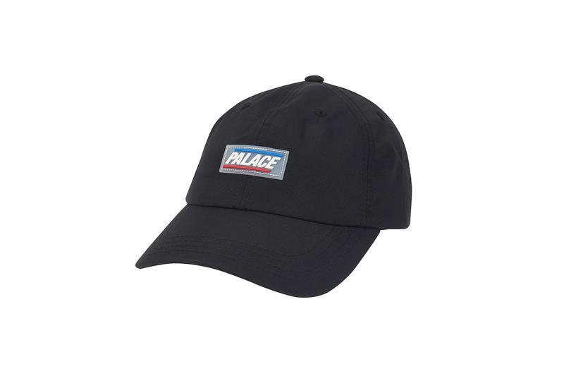 Palace Summer 2019 Collection Logo Hat Black