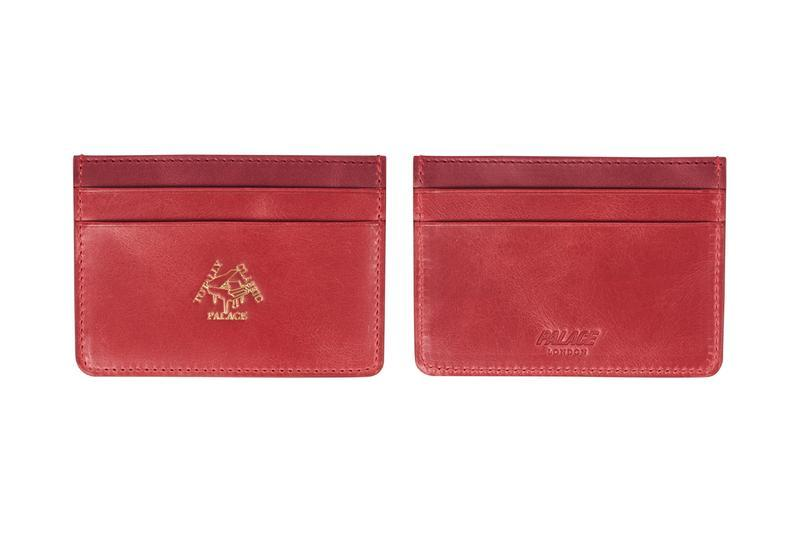 Palace Summer 2019 Collection Wallet Red