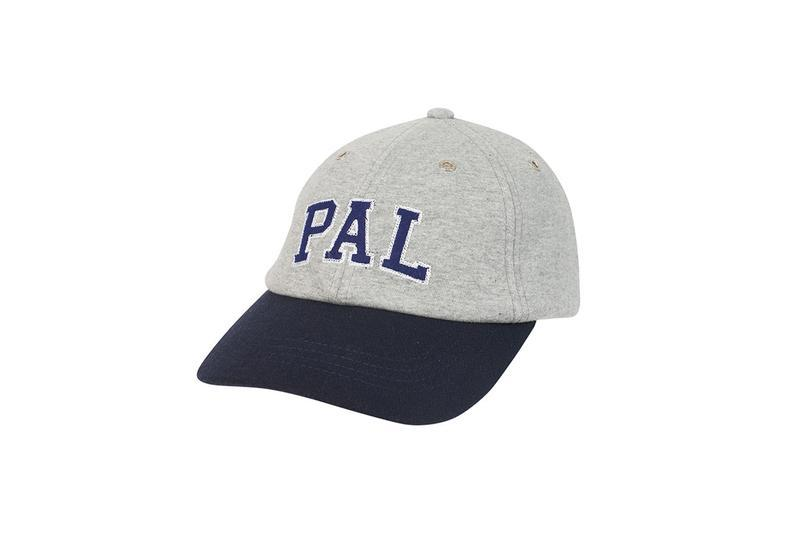 Palace Summer 2019 Collection Hat Grey Black