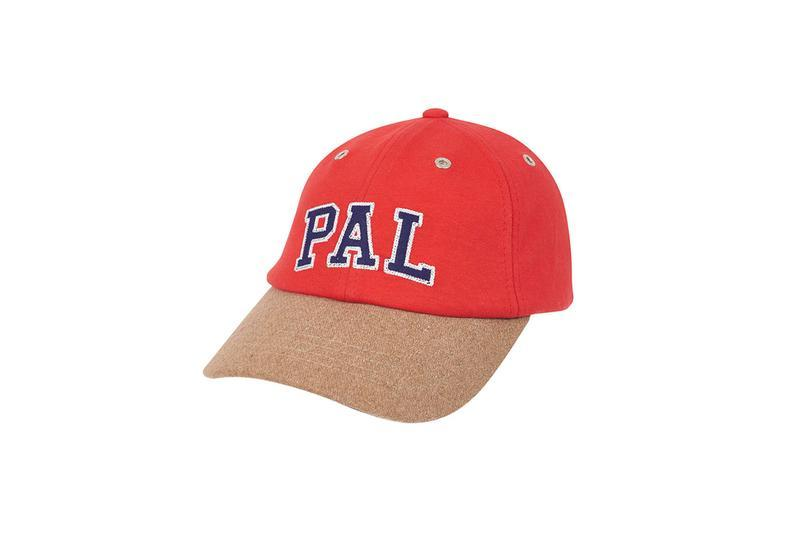 Palace Summer 2019 Collection Hat Red Brown