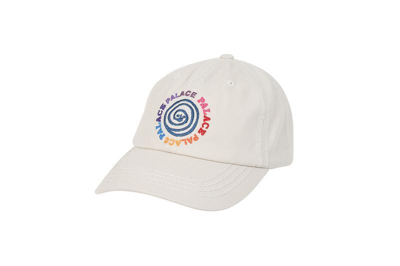 Palace Summer 2019 Collection Hat Cream