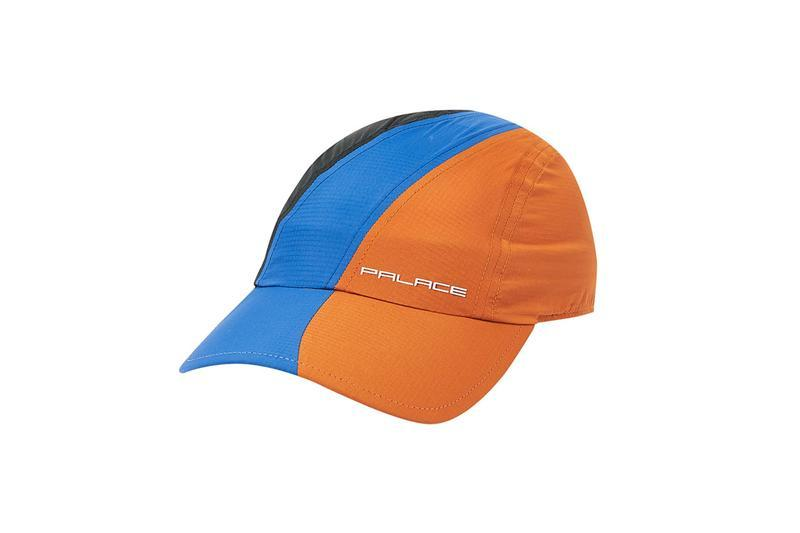 Palace Summer 2019 Collection Hat Blue Orange