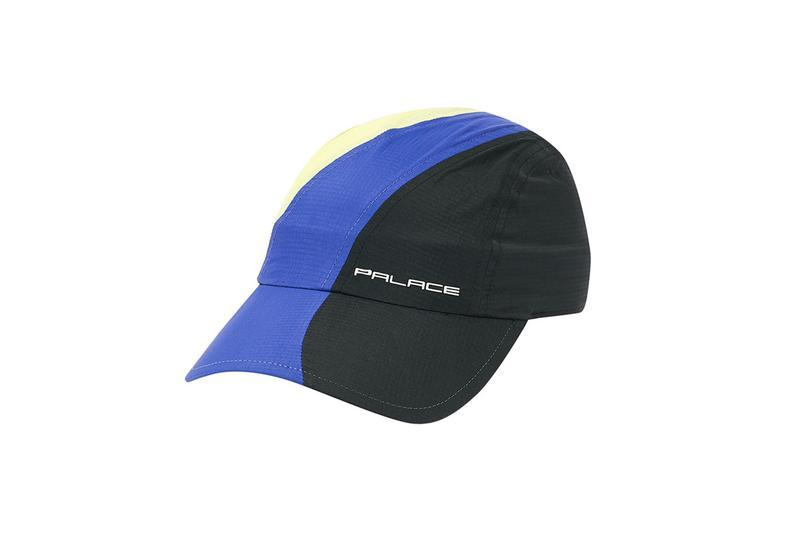 Palace Summer 2019 Collection Hat Blue Black