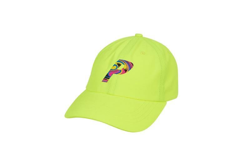 Palace Summer 2019 Collection Hat Yellow