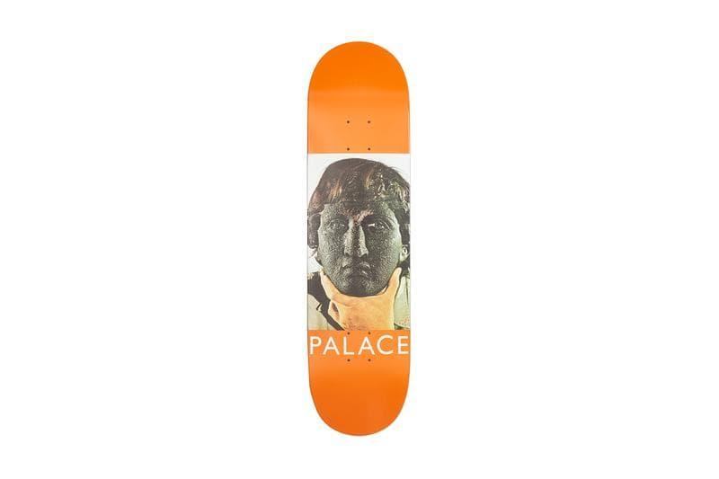 Palace Summer 2019 Collection Skate Deck Orange