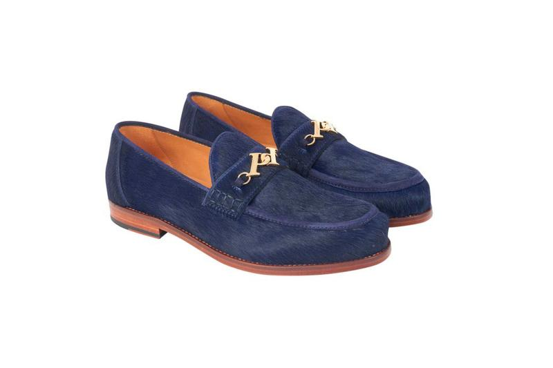 Palace Los Angeles LA Capsule Collection Loafers Blue