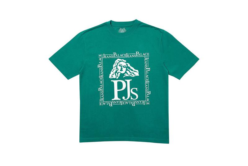 Palace Spring 2019 Graphic T-shirt Green