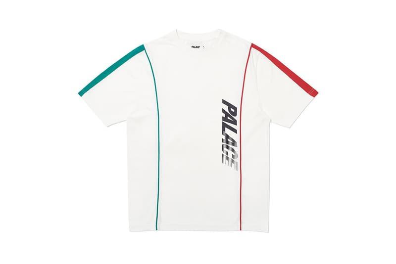 Palace Spring 2019 Logo T-shirt White