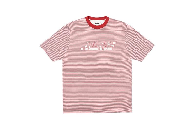 Palace Spring 2019 T Shirt Red