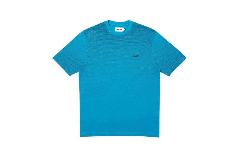 Palace Spring 2019 T Shirt Teal