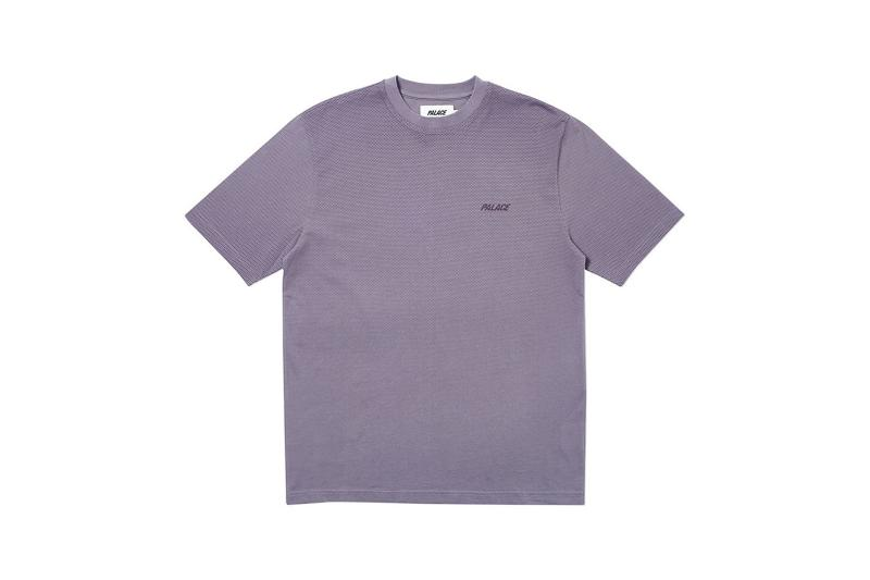 Palace Spring 2019 T Shirt Purple