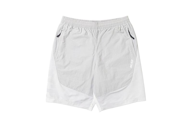 Palace Spring 2019 Shorts Grey
