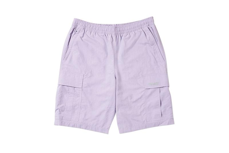 Palace Spring 2019 Shorts Light Purple