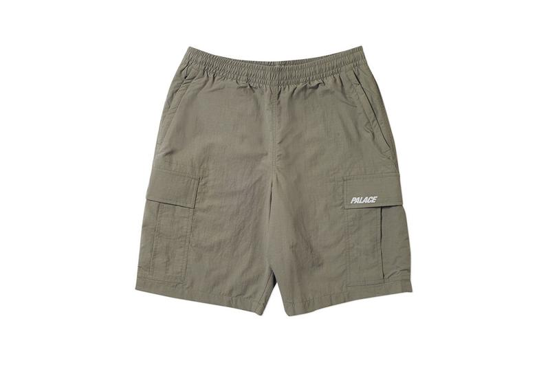 Palace Spring 2019 Shorts Green