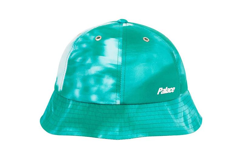 Palace Spring 2019 Bucket Hat Teal Green