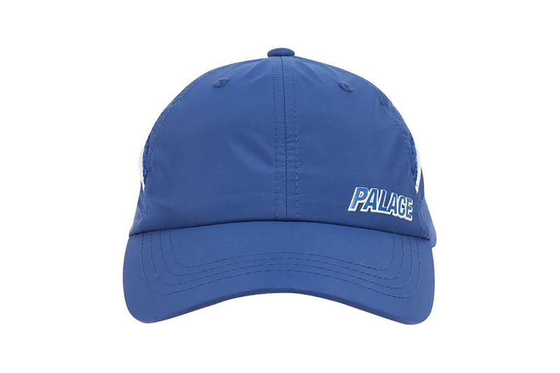 Palace Spring 2019 Hat Blue