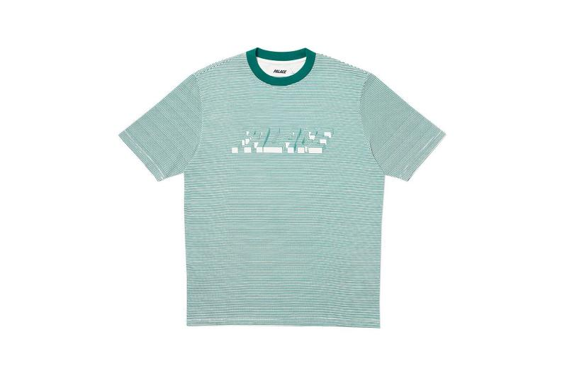 Palace Spring 2019 T Shirt Green