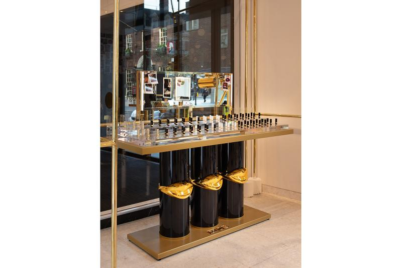 Pat McGrath Labs Makeup London Selfridges Pop-Up Store