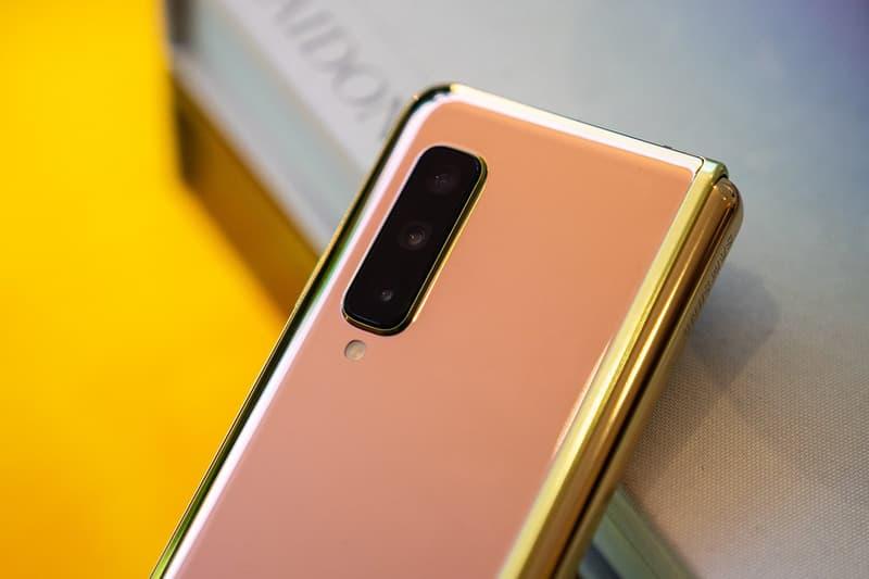 Samsung Galaxy Fold Gold