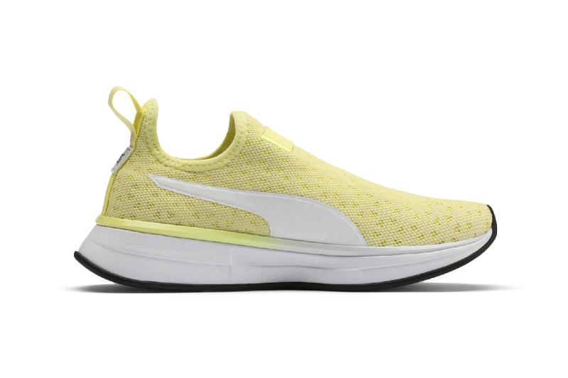 Selena Gomez x PUMA Spring Summer 2019 Collection SG Bright Slip-On Yellow White