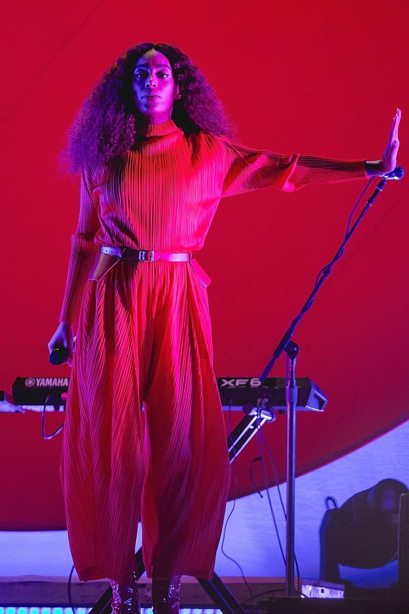 Solange Cancels Her Coachella Set Production Delay Statement Reveal Music Festival