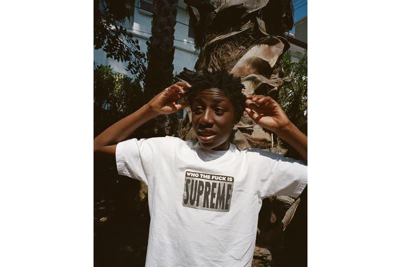 Supreme New York Spring 2019 Graphic Tees T-Shirts Dali Ghost Rider