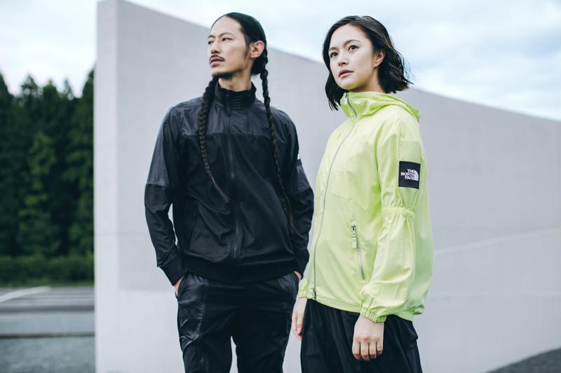 The North Face Airflow Spring Summer 2019 Collection Jackets Black Green
