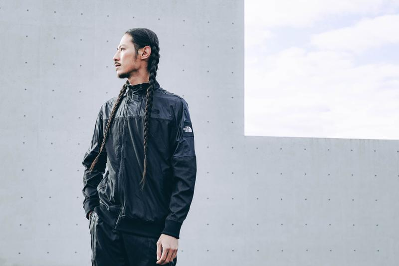 The North Face Airflow Spring Summer 2019 Collection Jacket Black