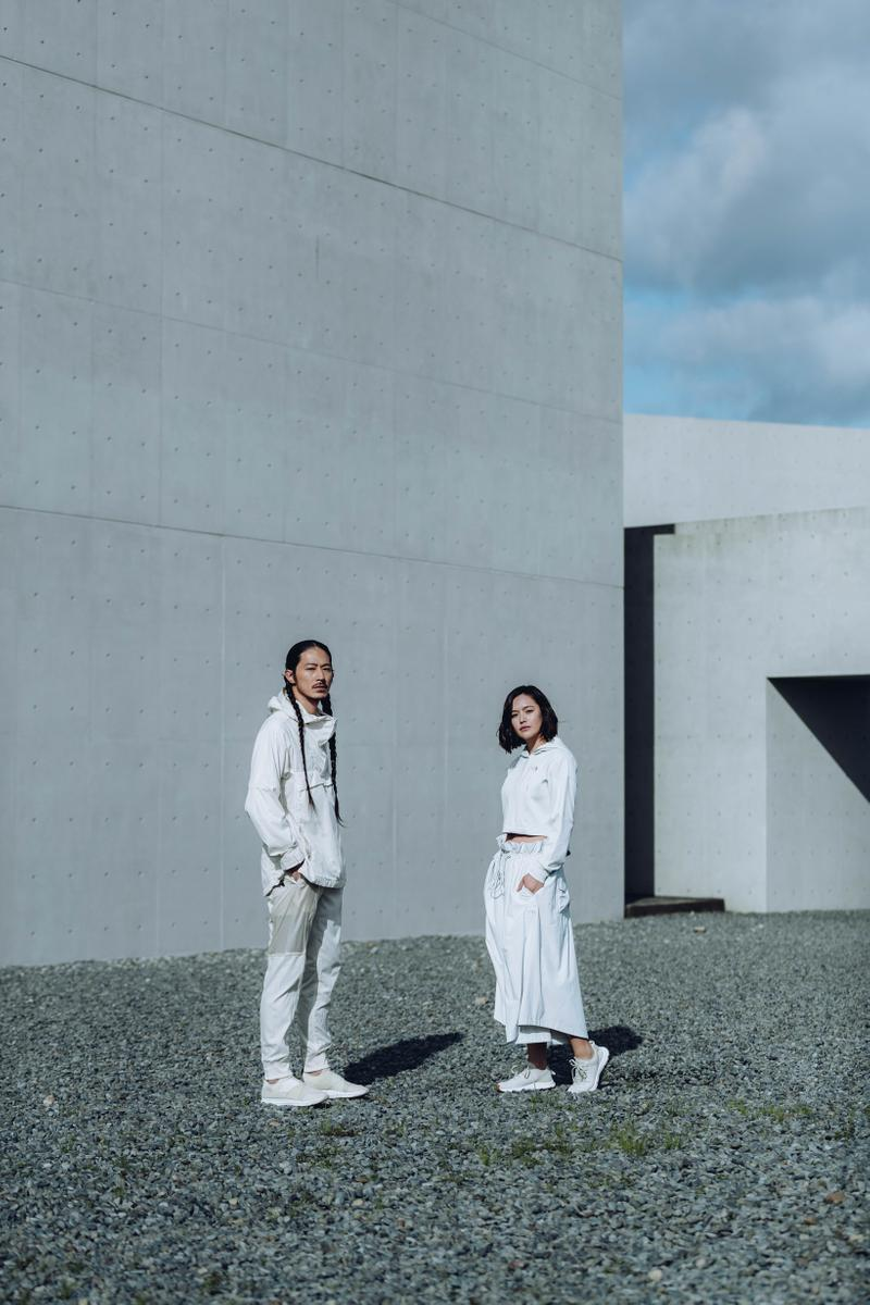The North Face Airflow Spring Summer 2019 Collection Jackets Pants White