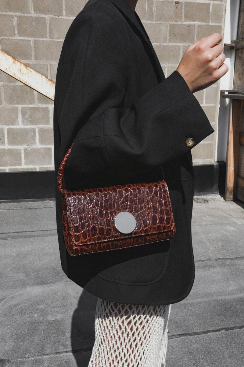 W Concept Fashion Pop-Up Shop Spring Summer 2019 Blazer Handbag