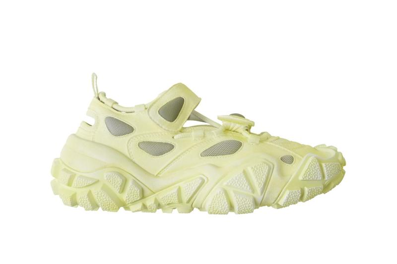 Acne Studios Bolzter Chunky Sneaker Shoe Drop Colorways Footwear Retro Rave Trainer Color