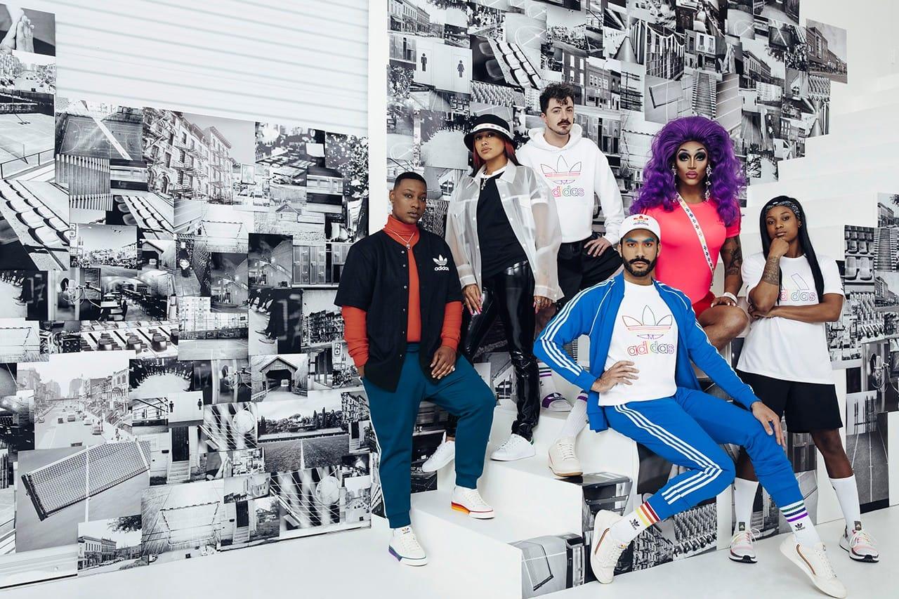 adidas Originals Releases Pride Month