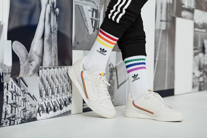 adidas Originals Love Unites Pride Month Pack Continental 80