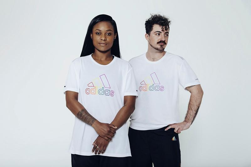 adidas Originals Love Unites Pride Month Pack Shirts White