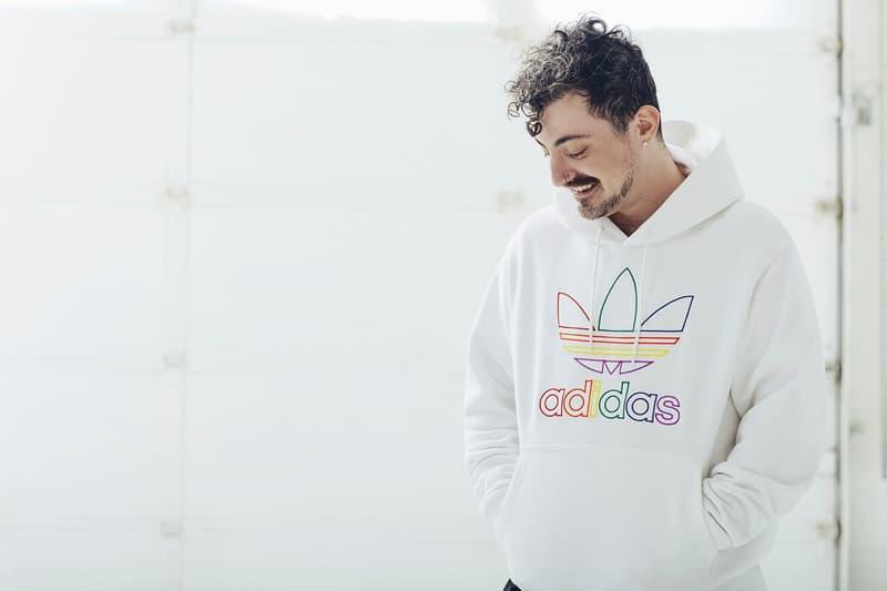 adidas Originals Love Unites Pride Month Pack Hoodie White