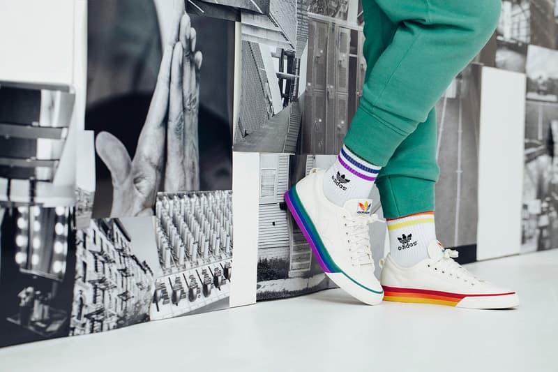 adidas Originals Love Unites Pride Month Pack Sneakers White