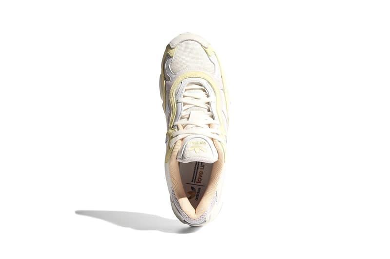 adidas Originals Pride Pack Temper Run Release Pastel Sneaker Shoe Yellow LGBTQ+ Pride Month