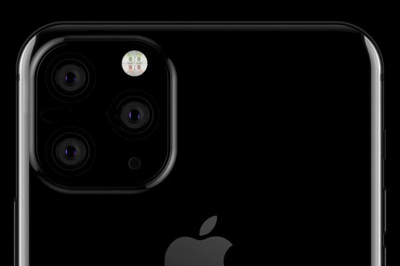 Apple iPhone 11 Triangular Camera Set-Up Leak Reveal Phone Smartphone Technology Release