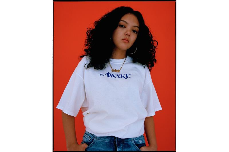 Awake NY Spring Summer 2019 Collection T Shirt White