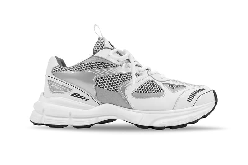 Axel Arigato Marathon Runner Chunky 90s Technical Sneakers