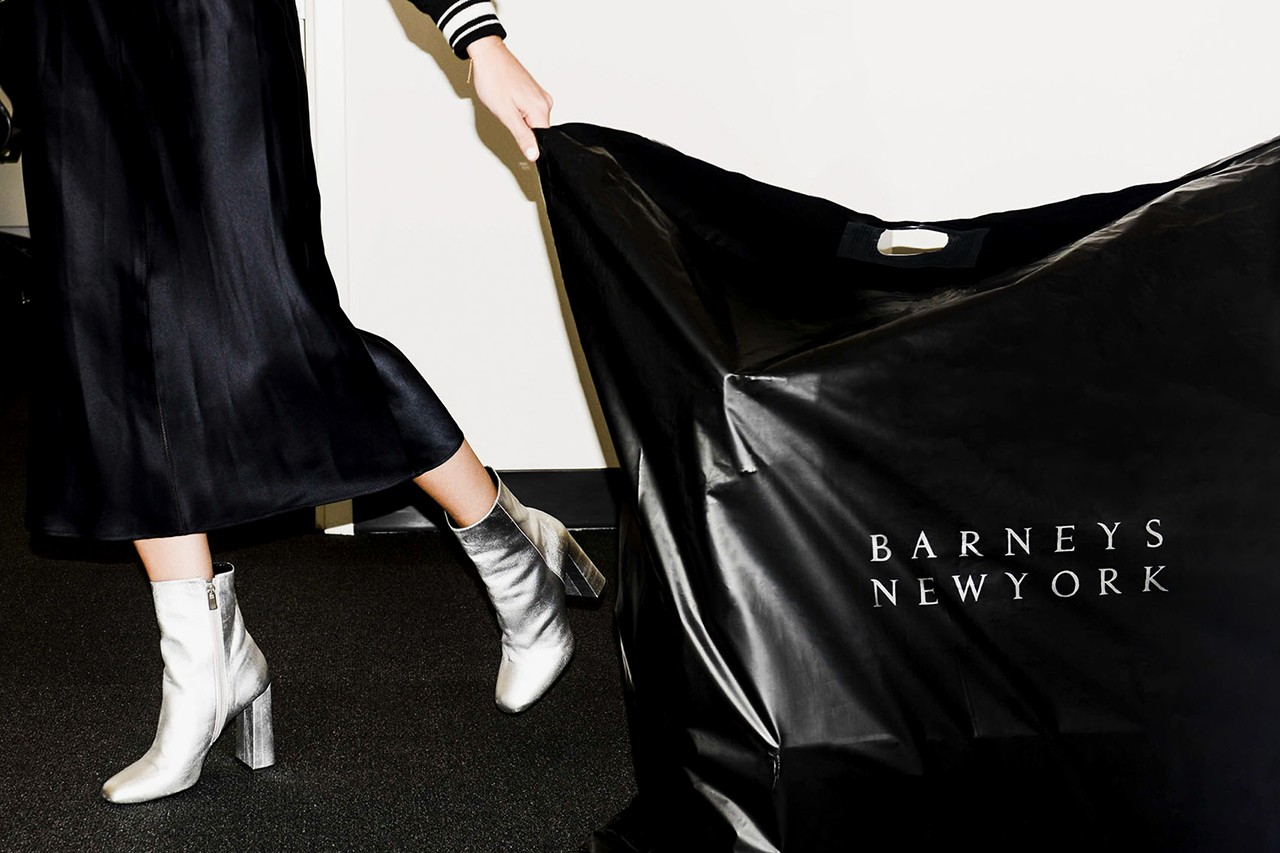 Barneys Warehouse Designer Sale Dates