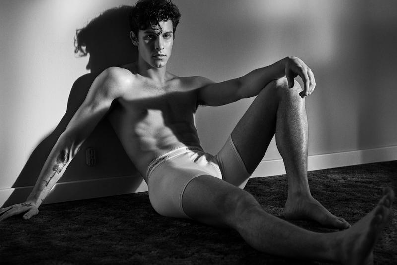 Calvin Klein Noah Centineo Shawn Mendes Billie Eilish Campaign Chika Oranika Underwear Ad Video CK MyCalvins Video Speak My Truth