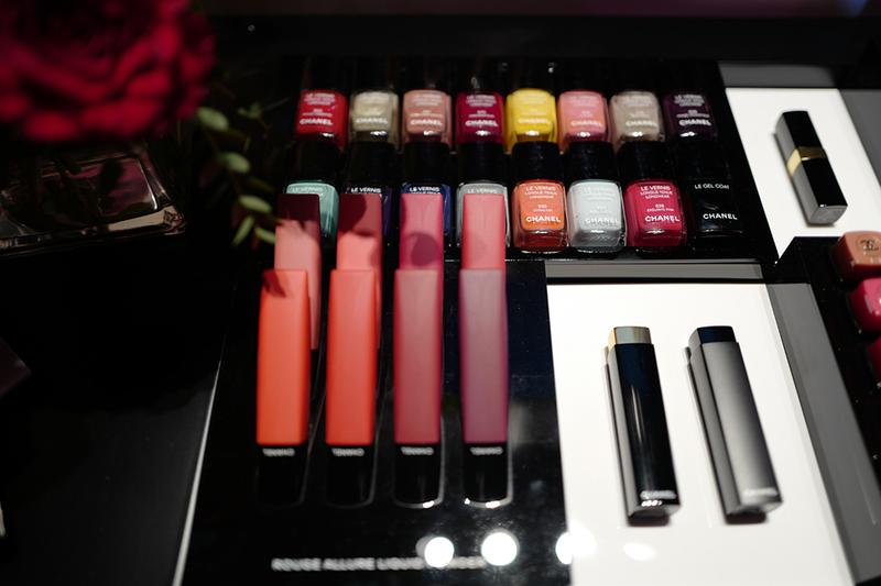 Chanel Beauty Coco Flash Club Pop Up Hong Kong Lipsticks