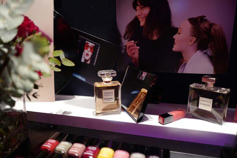 Chanel Beauty Coco Flash Club Pop Up Hong Kong Lipsticks Fragrance